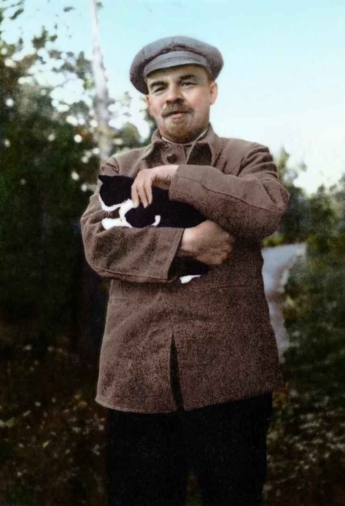 Lenin in Color