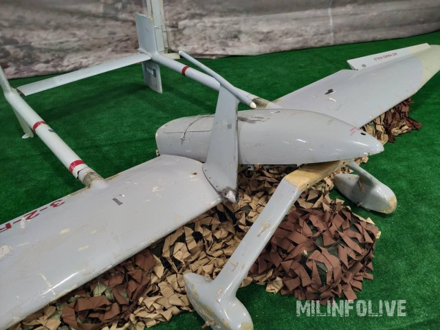 Russia Army Shows Syrian Militants Shot Down drones