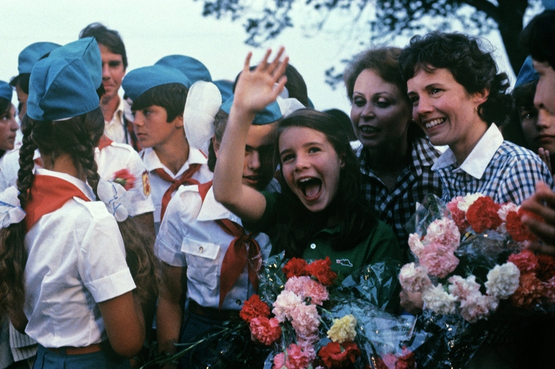 Legendary Soviet ARTEK Summer Camp: Place Where Every Soviet Kid Just Wanted to Go