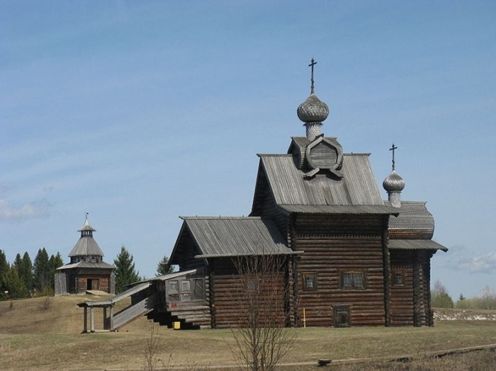Disappearing beauty of Russian Northern Churches
