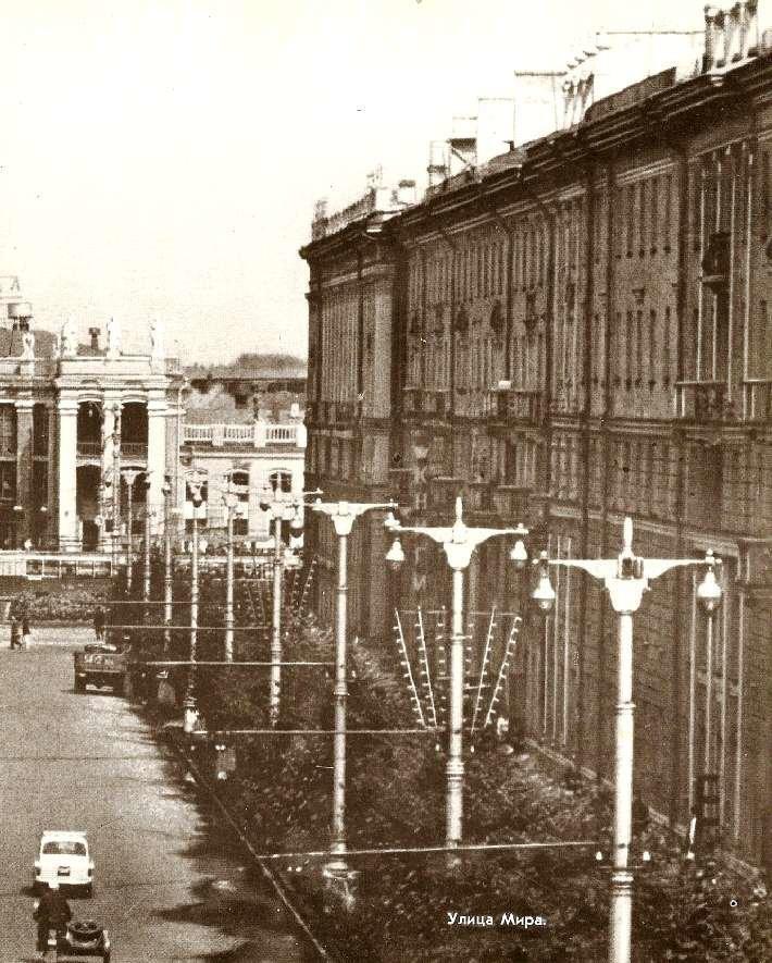 Older Photo of Voronezh town and around it [photos]
