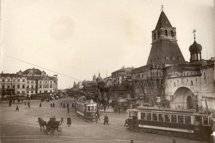 moscow in early 1920s