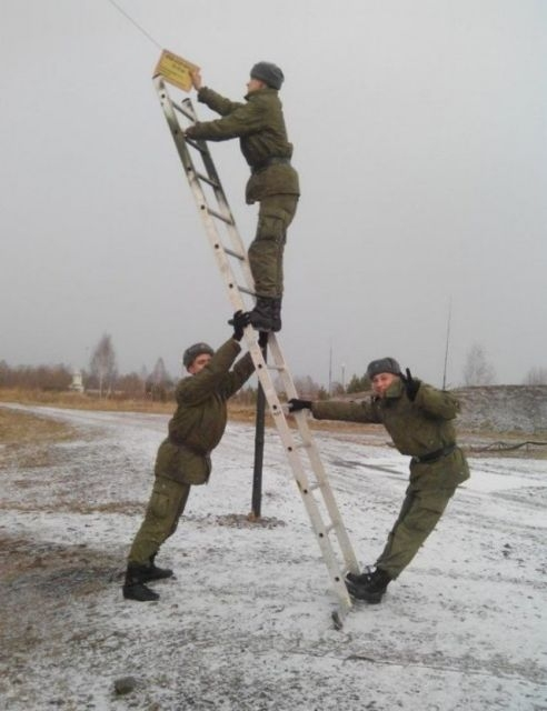 Photos from Russian Army [photos]