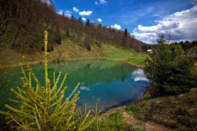 Unique Lake Sarva in Bashkiria Russia [14 photo]