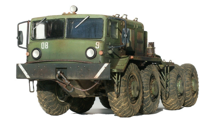 8 Most Unusual Soviet MAZ Trucks That You Could Never Imagine