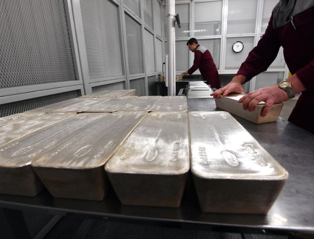 How is 1800 Tons of Gold Being Stored in Main Gold Storage of Russia