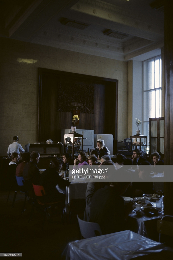 1963: Life of Moscow Students in the Moscow State University as Seen by a Foreigner