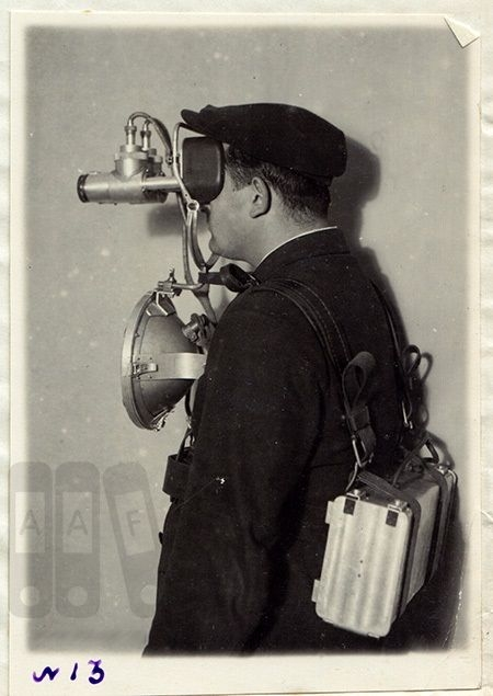 Futuristic Prototypes of First Soviet Night Vision Goggles