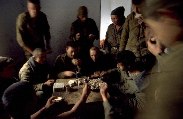 Russian Spetznaz in Chechnya in 1995 [photos]