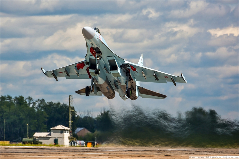 Russian, Chinese, Kazakhstan and Belarus Join Air Force Flights in 2018 [photos]