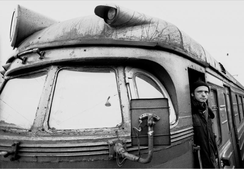 Foreign Tourist Goes Thru the Trans Siberian Railway in 1995 [33 photos]