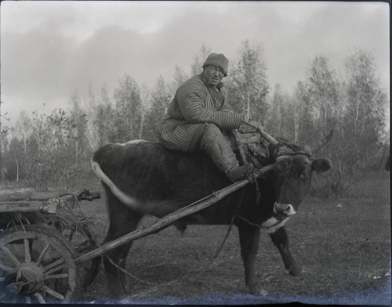 French Traveller in Russia in 1901-1902