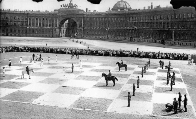 Leningrad in 1924
