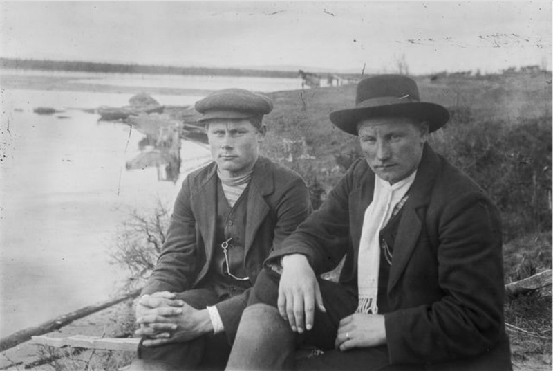 Travelling to Karelia 100 years ago