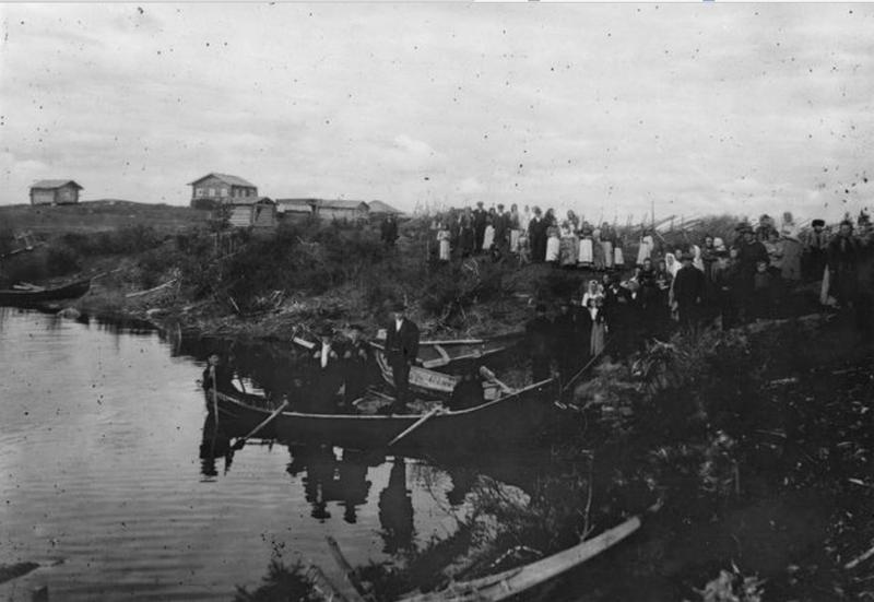 Travelling to Karelia 100 years ago