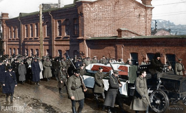 New Colorized Photos of Russia at Beginning of 20th Century