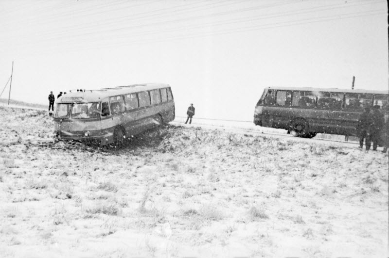Accidents in the USSR