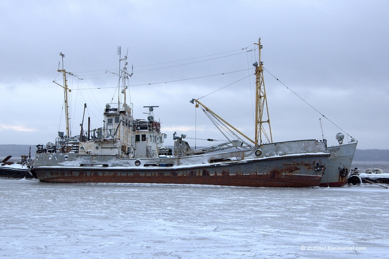 How Do they Build Wooden Ships in Karelia