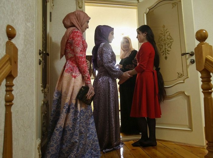 How Is the Traditional Chechen Wedding Celebrated in Grozny