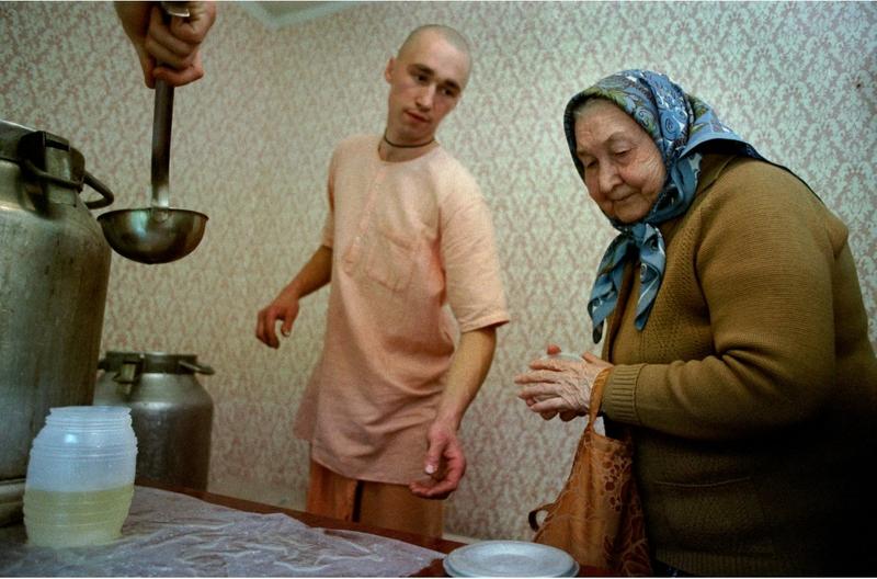 1993-1996 .. Lucian Perkins in Russia
