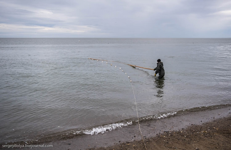 Fishing in the North