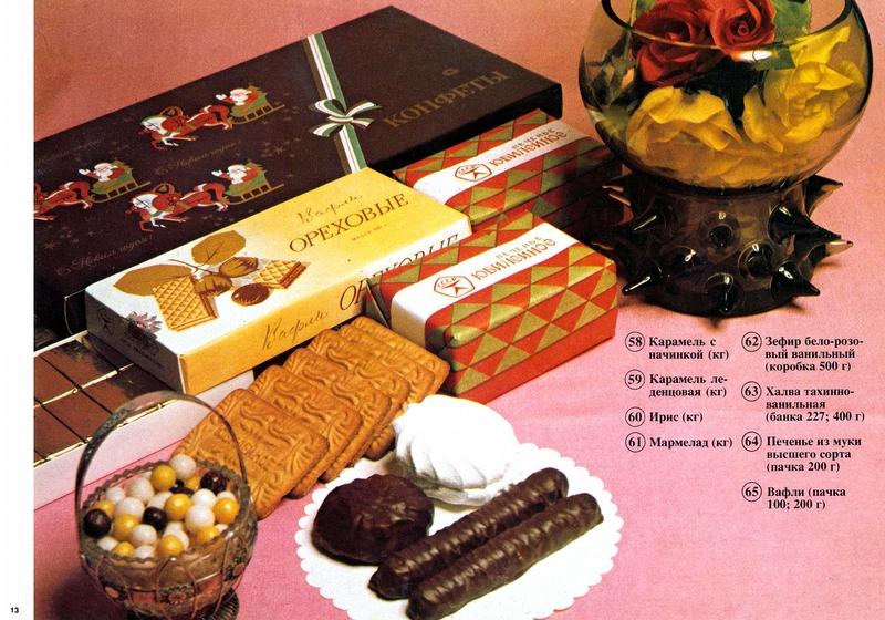 Elite Foods of the USSR