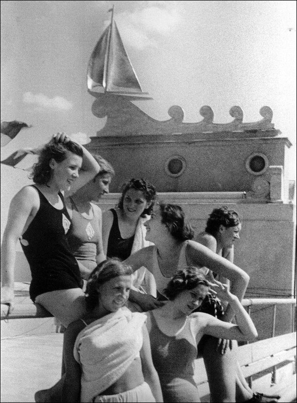 girls of soviet union english russia