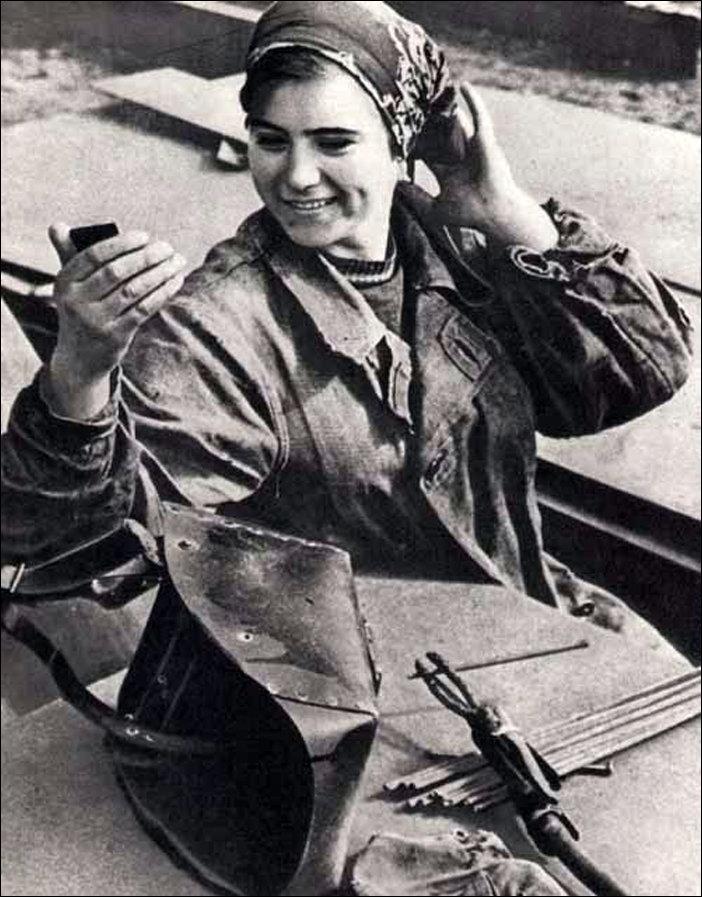 Girls of Soviet Union