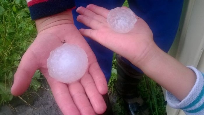 Another Hailstorm