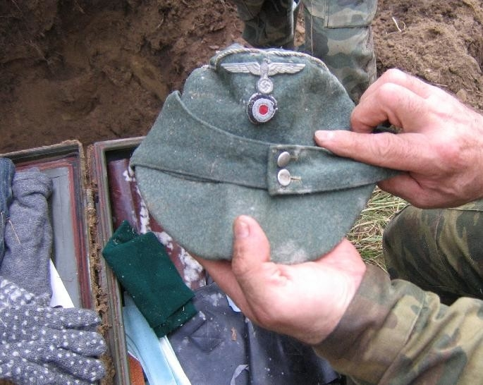 Man Unearthed Forgotten Nazi Hideout Which Stayed in the Ground for 70 Years