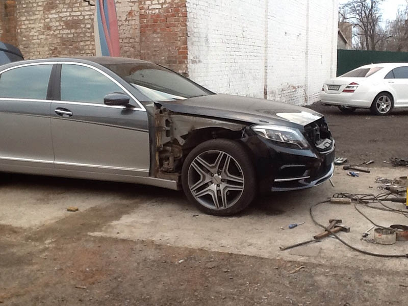 Turning One Mercedes into Another