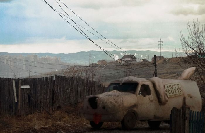 What if Hollywood Movies were Filmed in Russia?