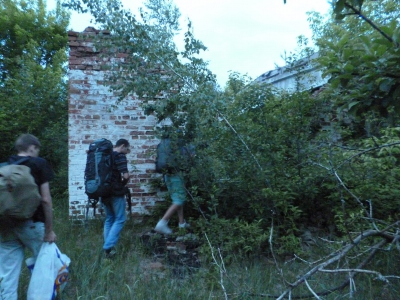 An Illegal Trip to Chernobyl