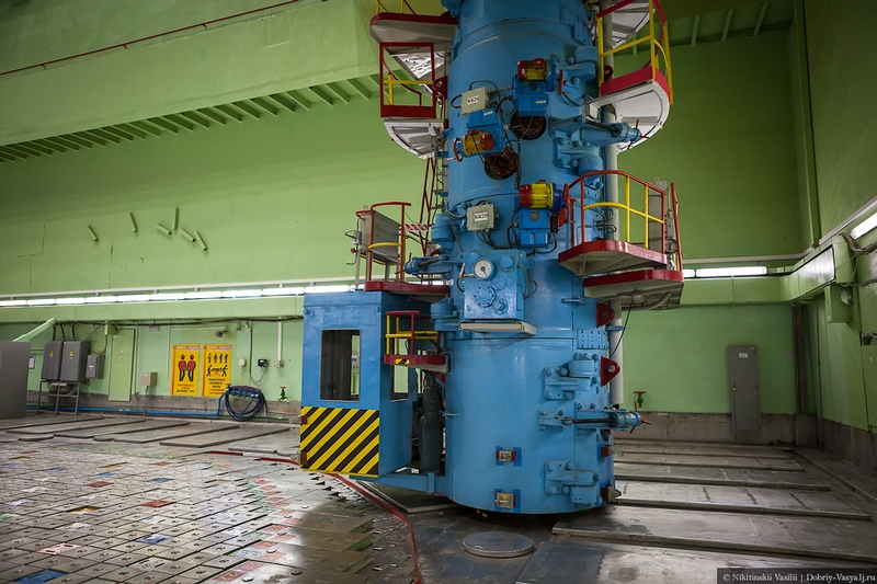 Have You Ever Seen Nuclear Power Plant from Inside?