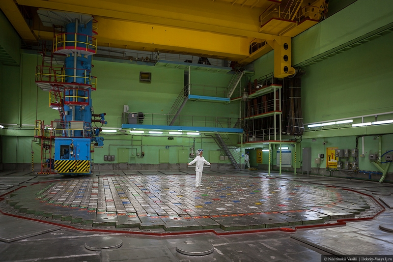 Have You Ever Seen Nuclear Power Plant from Inside ...