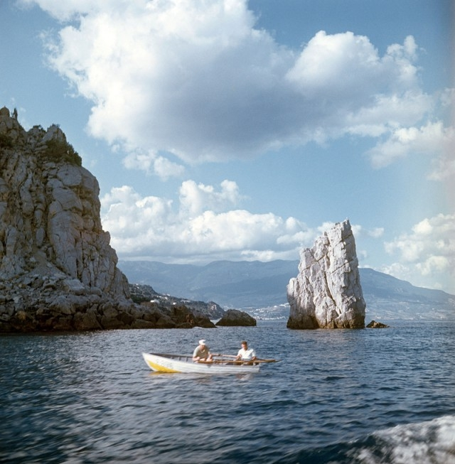 Ultimate vacation: the Soviet Instagram
