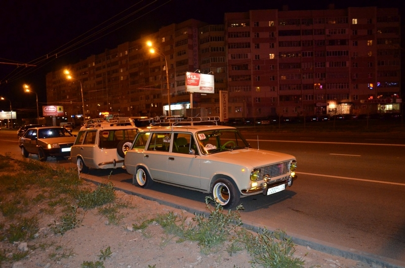 When One Lada is not Enough