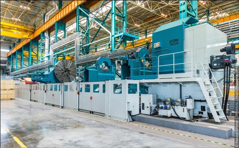Leningrad - Large Turbine Plant