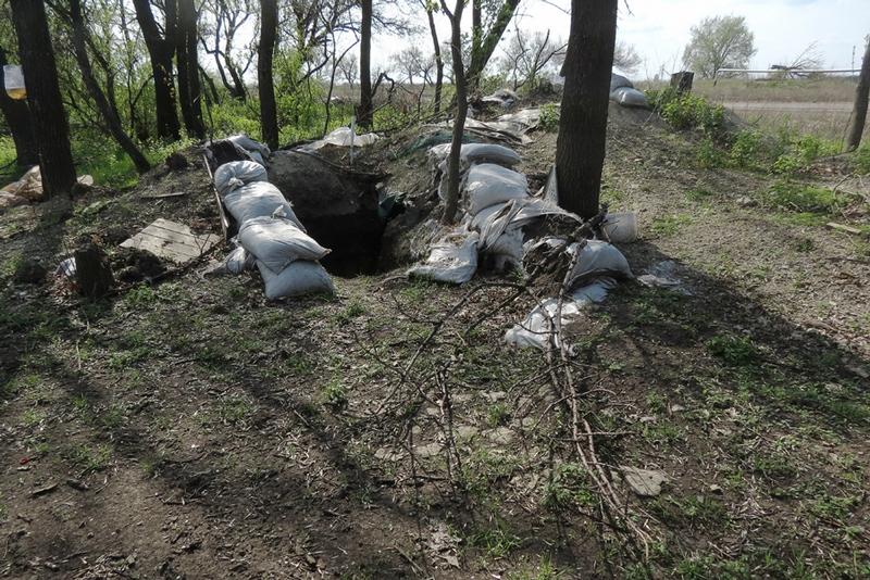 Lugansk 2016: Around the War Torn City