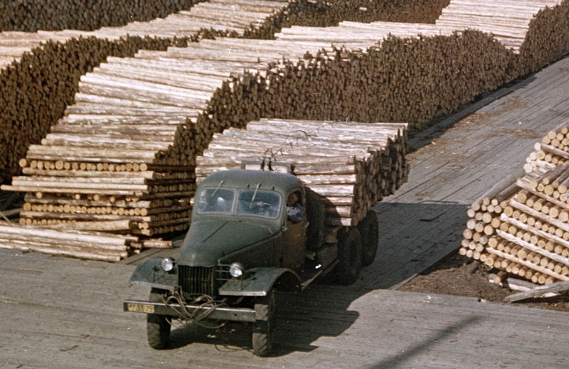 Russian Timber Industry 72