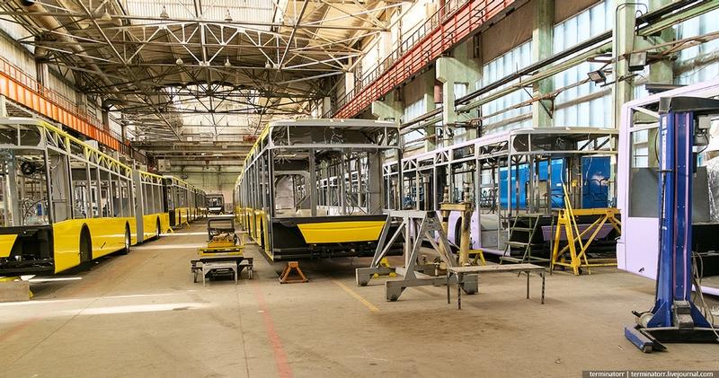 Lviv Bus Factory