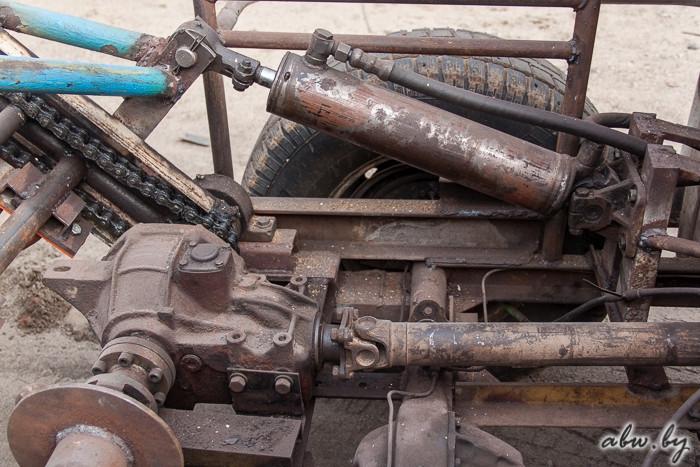 Самоделки своими руками в домашних условиях трактора