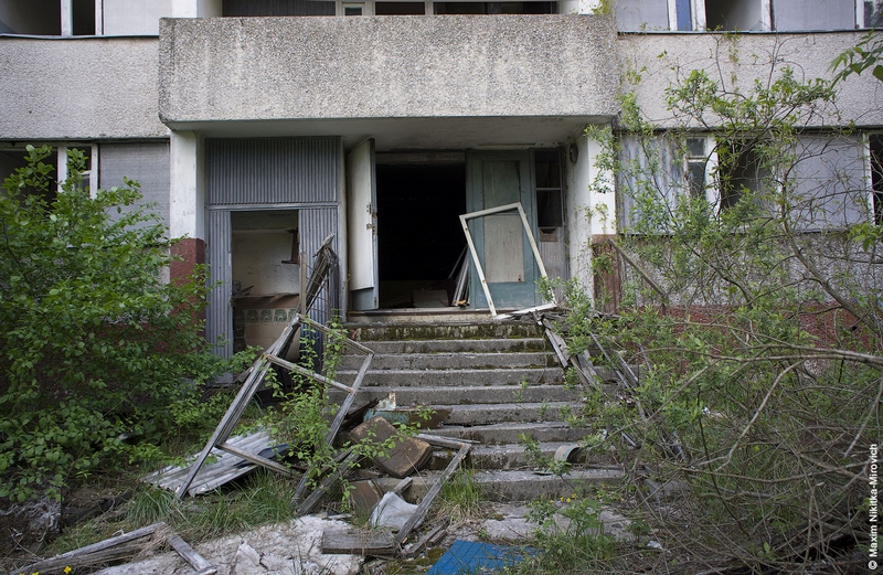 The Looters of Chernobyl