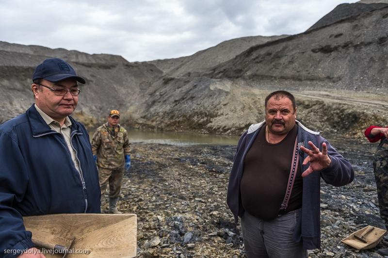 Mining Gold in Russian Kolyma