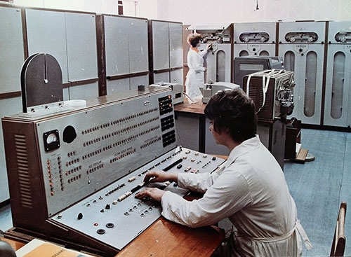 Minsk vs IBM