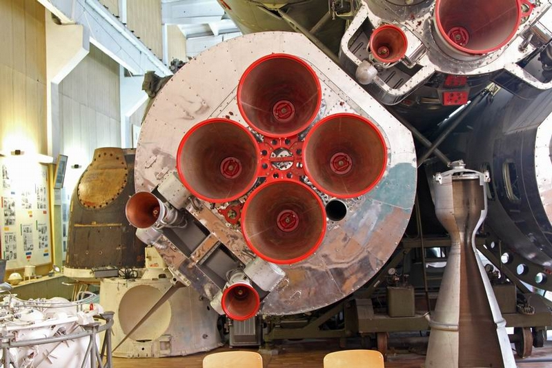 Trip to a Research Lab in Moscow with Real Space Rockets, part 1