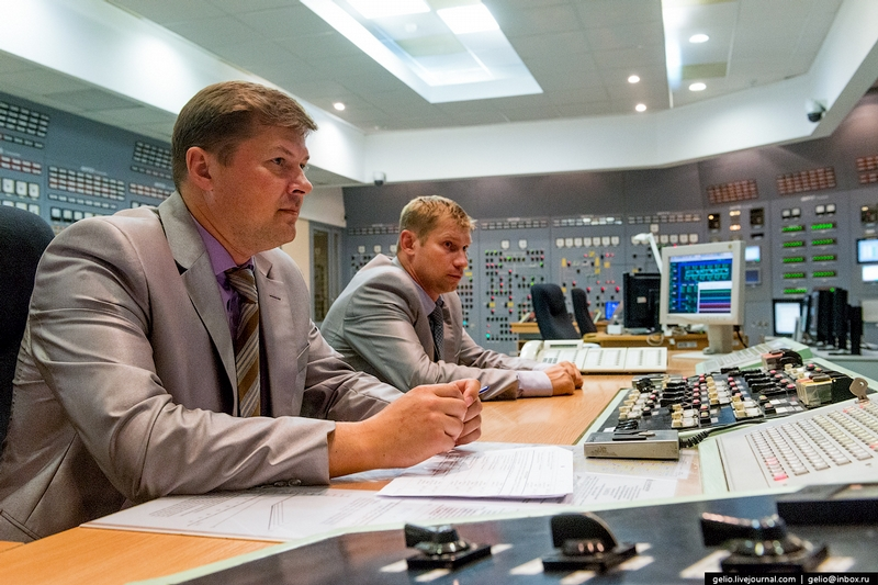 Inside Russia's Most Powerful Nuclear Power Plant