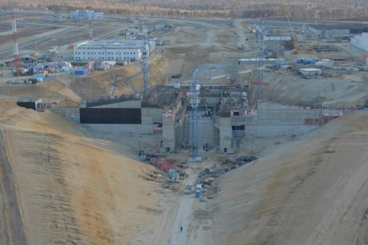New Russian Spaceport is Being Built