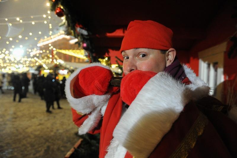 Christmas Moscow 2014