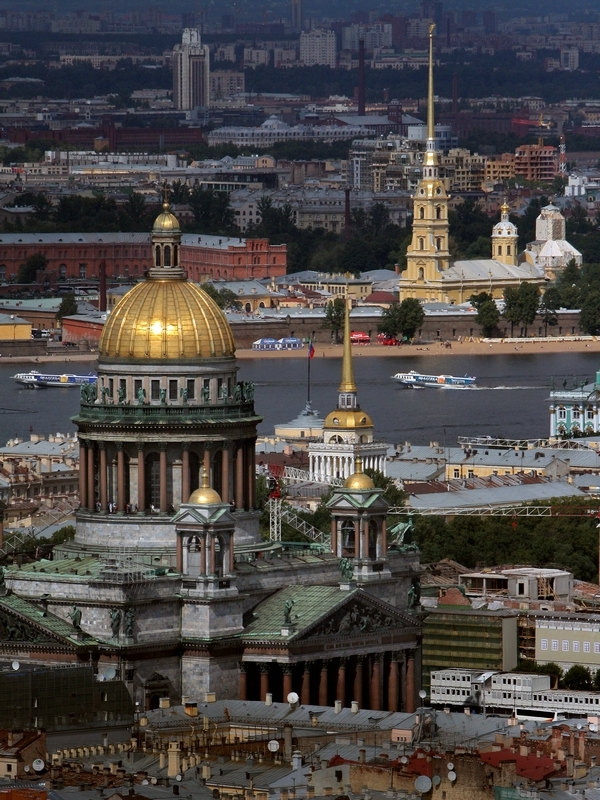 A Few Photos of St. Petersburg